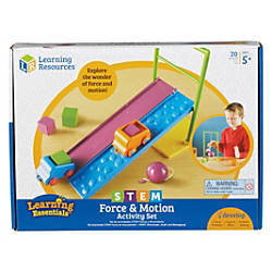 Learning Resources Force and Motion Activity