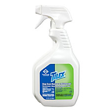 Tilex Soap Scum Remover Disinfectant Liquid