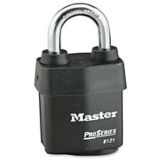 Master Pro Series Rekeyable Padlock Keyed
