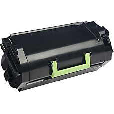 Lexmark 520HA High Yield Black Toner