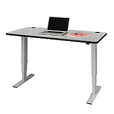 Safco Electric Height Adjustable Table Top