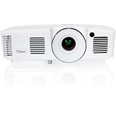 Optoma W402 3D Ready DLP Projector
