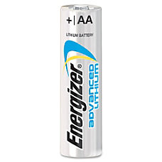 Energizer EA91BP 2 Advanced Lithium General