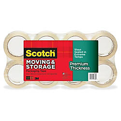 Scotch Premium Thickness Moving Storage Packaging