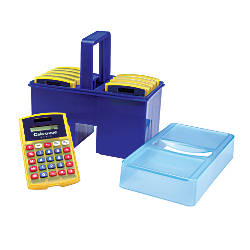 Learning Resources Calc U Tote With