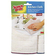 Scotch Brite Brite Microfiber Kitchen Cloth