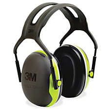 Peltor X4A Earmuffs Noise Noise Reduction