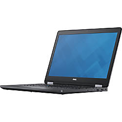 Dell Latitude E5570U 156 Notebook Intel