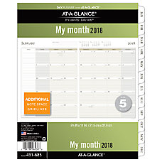 AT A GLANCE Day Runner PRO