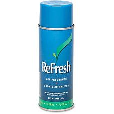 SKILCRAFT ReFresh Aerosol Air Freshener Aerosol