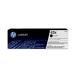 HP 43X Black Original Toner Cartridge