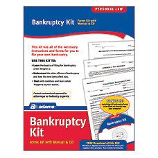 Adams Bankruptcy
