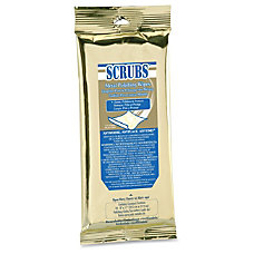 SCRUBS Multi Surface Metal Polish Wet