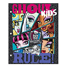 Mattel Monster High Portfolio Folder 8