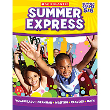 Scholastic Summer Express Grades 5 6
