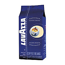 Lavazza Super Crema Whole Bean Espresso