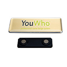 YouWho Professional Name Badge Kit Inkjet