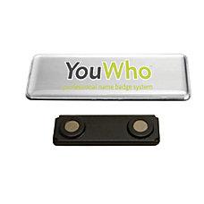 YouWho Professional Name Badge Kit Laser