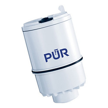 Pur Basic Faucet Mount Replacement Water Filter By Office