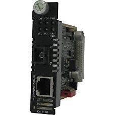 CM 1110 S1SC40D Media Converter