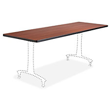 Safco Cherry Rumba Training Table Tabletop