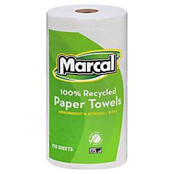 Marcal 100percent Recycled Premium Mega Roll