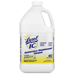 Lysol Quaternary Disinfectant Cleaner Liquid 1