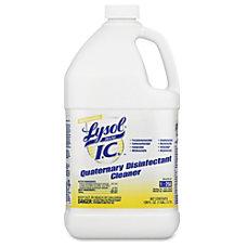 Lysol IC Quaternary Disinfectant Liquid Solution