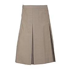 Royal Park Girls Uniform Kick Pleat