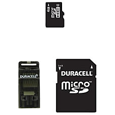 Gigastone 4 GB microSD