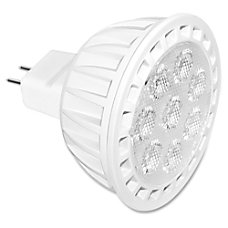 Satco MR16 White LED Light Bulbs