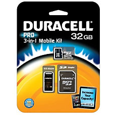 Duracell DU 3IN1C1032G R 32 GB