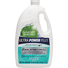 Seventh Generation Ultra Power Plus Dishwasher