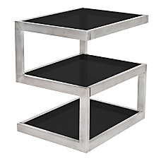 Lumisource 5s Occasional Side Table Square