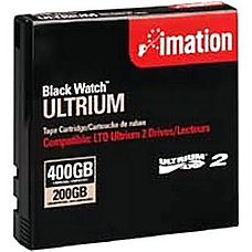 Imation Ultrium LTO2 Data Cartridge 200400GB