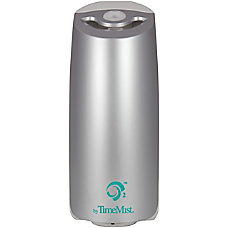 TimeMist O2 Active Air Dispenser Chrome