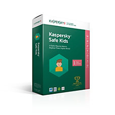 Kaspersky Safe Kids 1 user 1