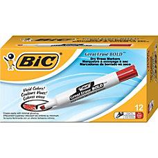 BIC Great Erase Dry Erase Marker