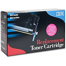 IBM Remanufactured Toner Cartridge Alternative For
