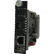 Perle C 1110 S1SC40D Media Converter
