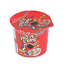 Kelloggs Froot Loops Cereal In A