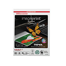 Office Depot Brand ImagePrint FSC Certified