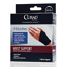 CURAD Universal Wrap Around Wrist Supports