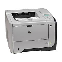 HP LaserJet Enterprise P3015n Monochrome Laser Printer