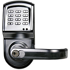Linear Electronic Access Control Cylindrical Lockset
