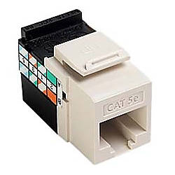 Leviton GigaMax 5e Channel Rated Keystone