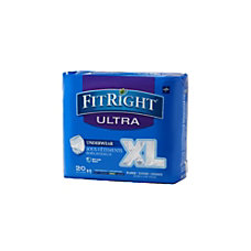 FitRight Ultra Protective Underwear Extra Large
