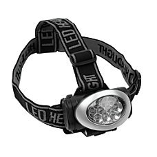 Office Depot Brand 10 LED Headlamp