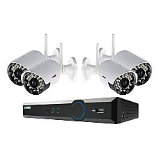 Lorex Wireless Security Camera System