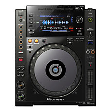Pioneer CDJ 900NXS Professional Multi Player